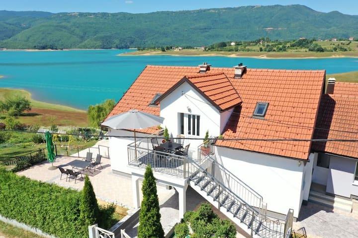 Apartman Markešić 1 -Ramsko jezero.