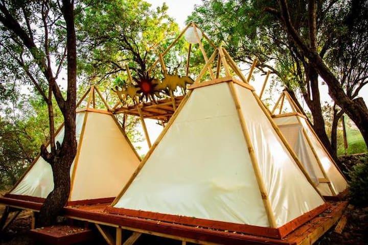 Seles Camping -Çadırlar