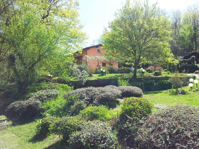 """""""IL GLICINE"""" - Sezze - Villa"""