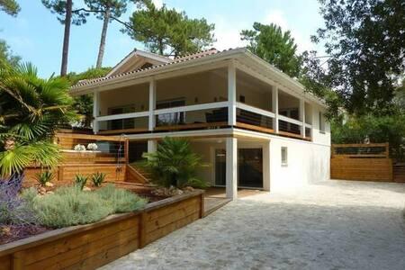villa d'architecte proche plage - La Teste-de-Buch