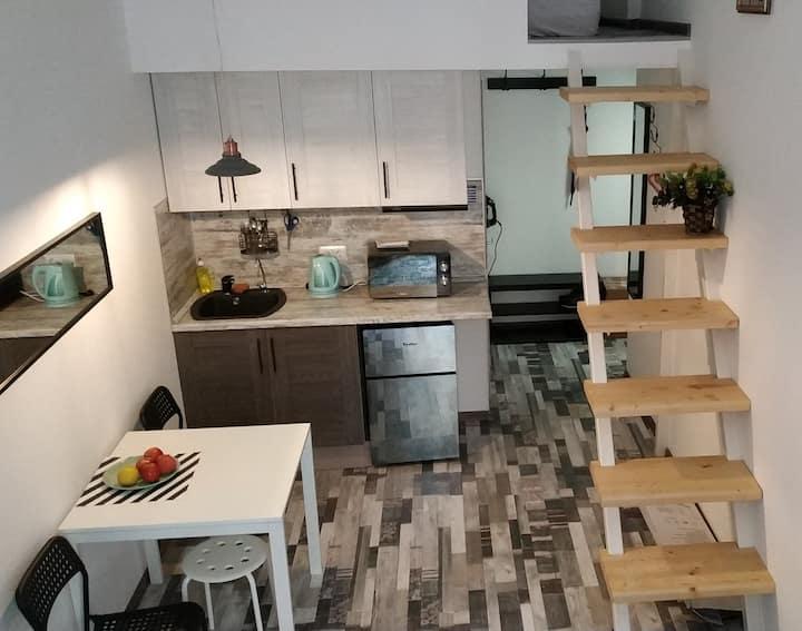 Квартира-студия 23м2 в центре Петербурга