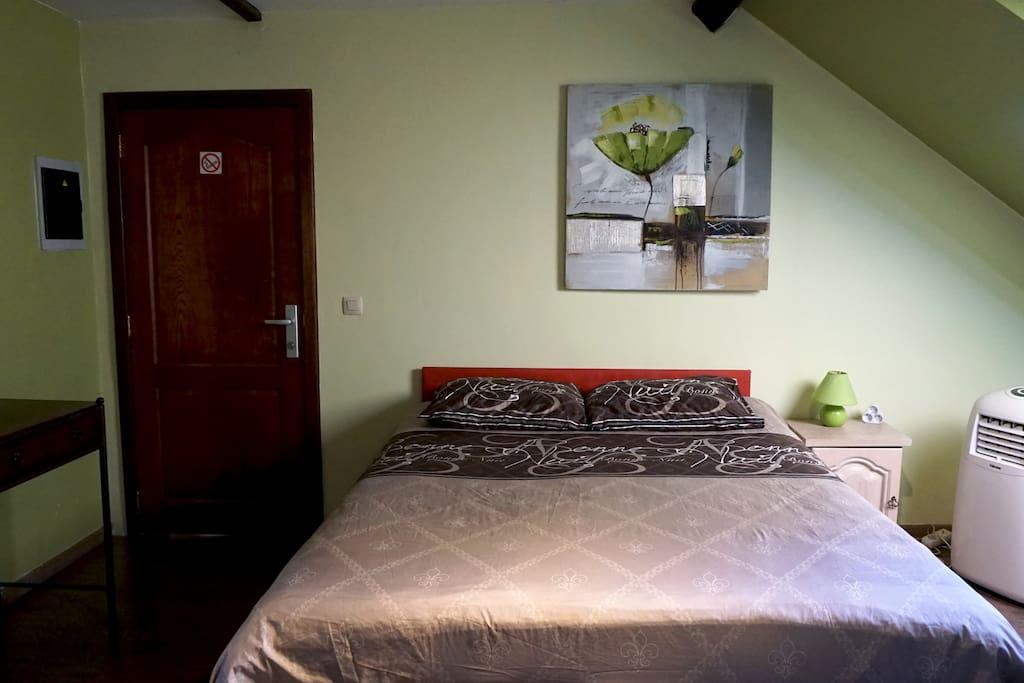 Chambre ouverte - Open room