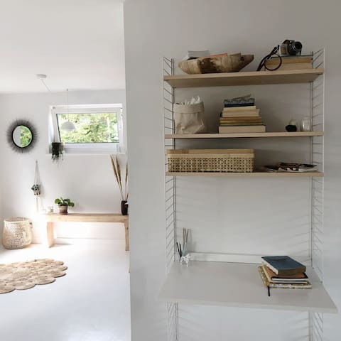 Thoughtful Nordic living in deepest Hampshire
