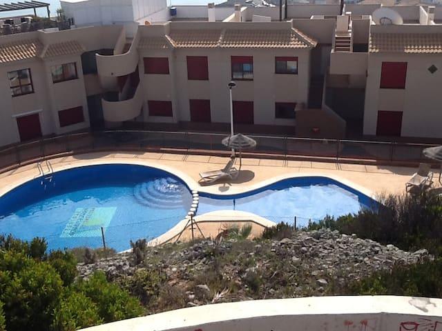 Apartamento Monteblanco/La Manga del Mar Menor - La Manga - Huoneisto