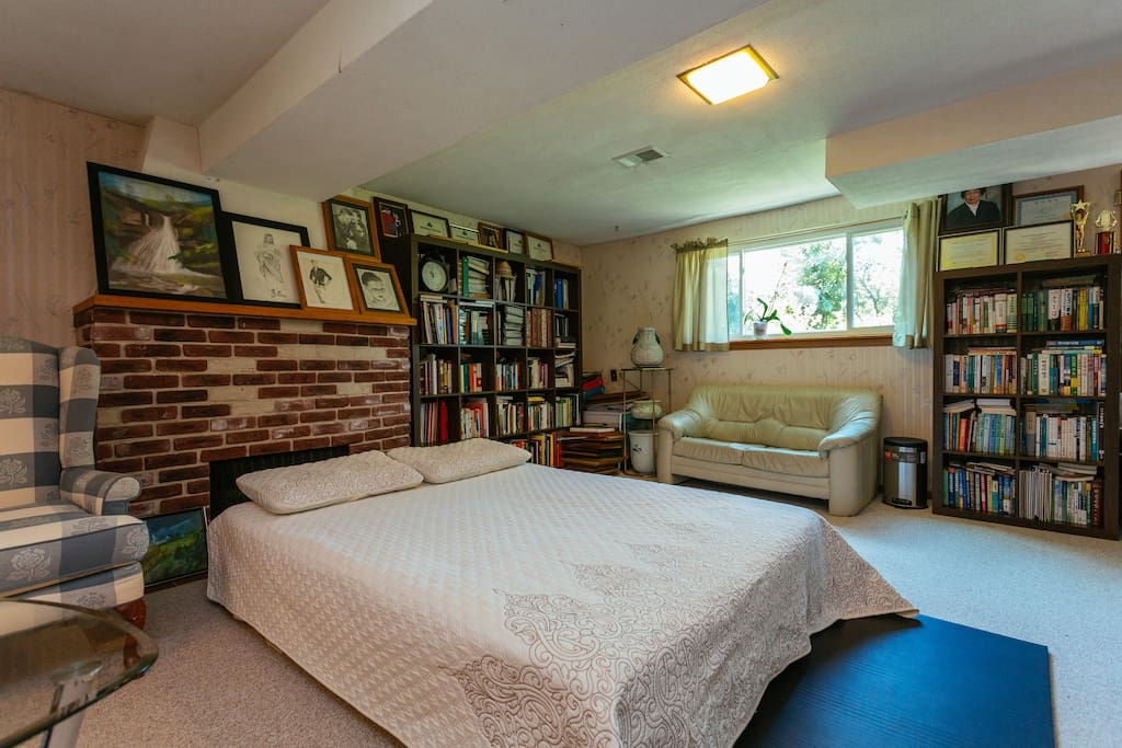 Cozy Basement In Close Suburb Houses For Rent In
