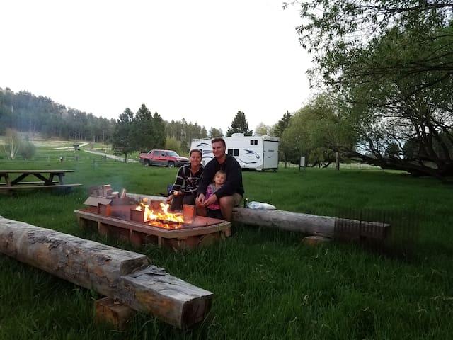 Plenty Star Ranch - Full RV Camping Site 3