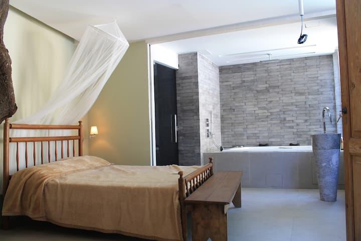 Polo Stay, casa nova e moderna.