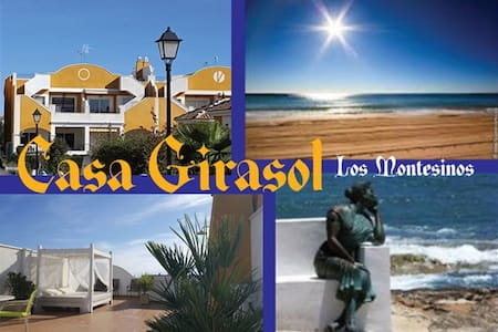 Casa Sunflower**** Peace and privacy