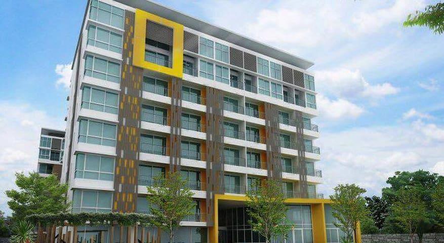 Lattitude condominium condo abac bangna