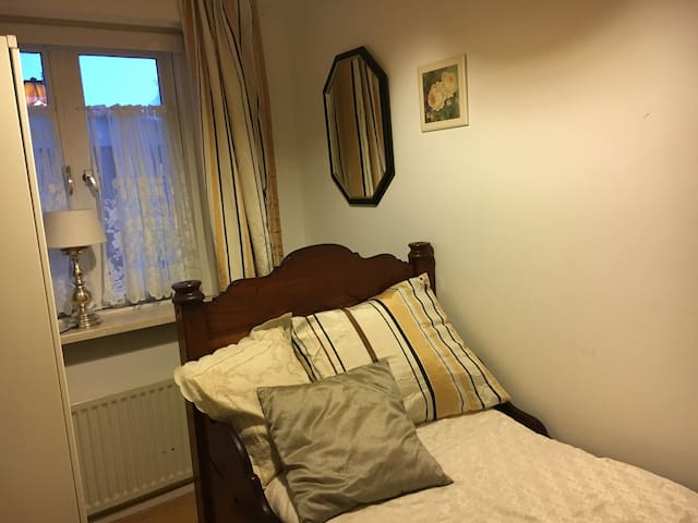 Single room at house near the beach - Katwijk - 一軒家