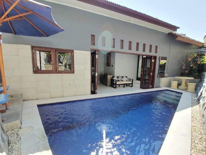 Rumah Matahari,  near central Lovina and beach