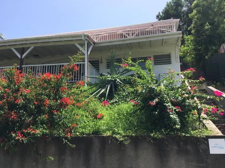 Villa Leelou (2/2) - Bas de la maison  (4 pers)