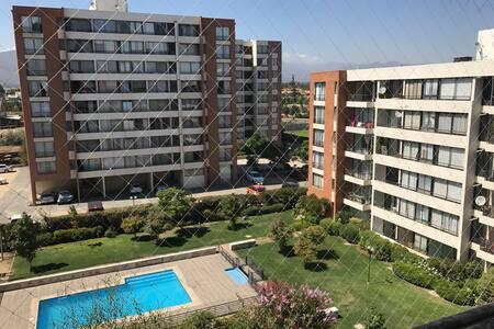 Comodo y lindo departamento en Rancagua - Rancagua
