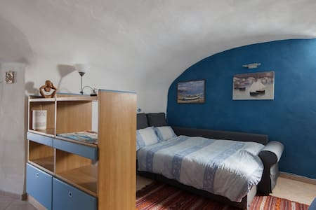 Lodging at 20 mt from the sea! - Le Grazie - Apartemen