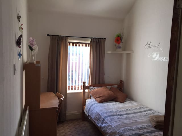 Comfy room in Old trafford - Stretford - Huis