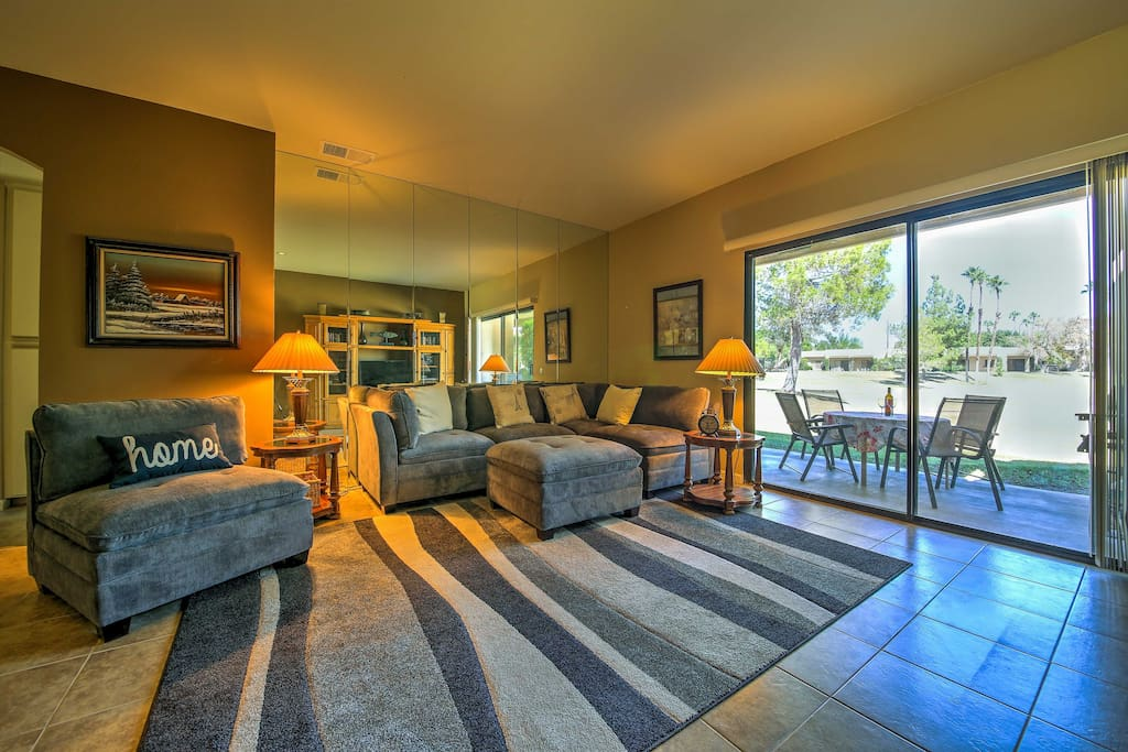 This well-appointed living space awaits your arrival.