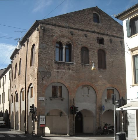 ☆ Casa di Giu: central in HISTORIC BUILDING