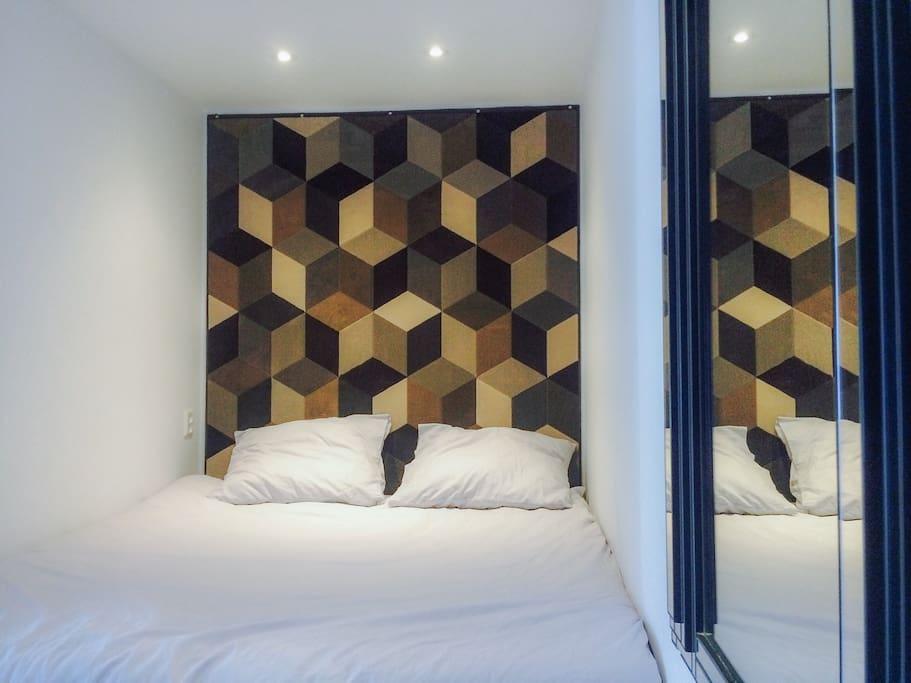 Dubble bed / queensize