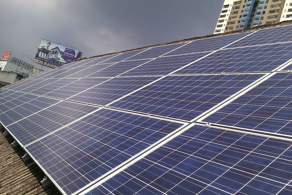 Solar Rooftop for Green Energy