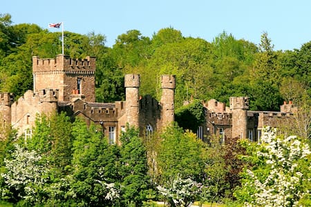 A whole castle to call your own - Cumbria