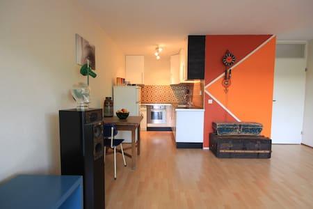 Bright apartment, 5min center&train