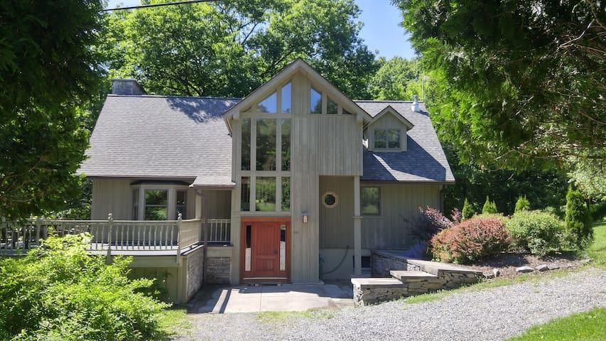 Winslip Chalet - Skaneateles - House