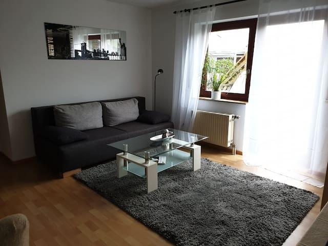 Barrierefreie Wohnung in ruhigem Wohngebiet