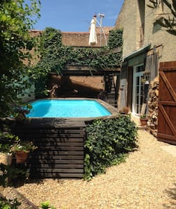 Gay life in Southern France, - Cazouls-lès-Béziers - Bed & Breakfast