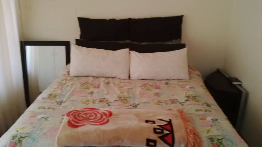 2 Bedroom unit with 1 bathroom - Johannesburg South - Daire