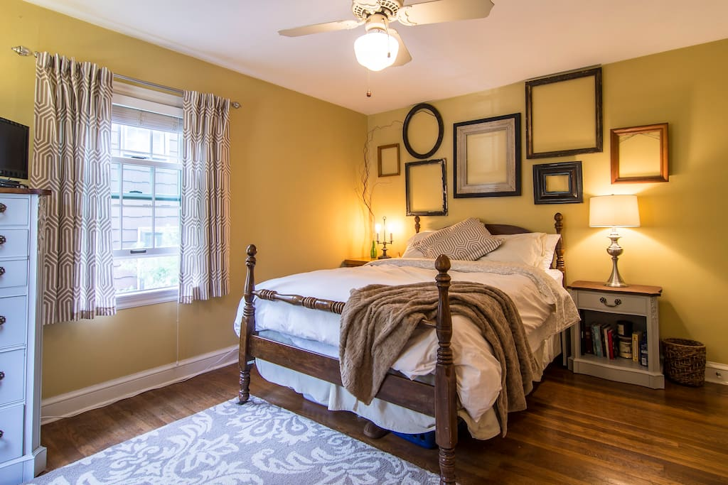 Beautiful and Relaxing Master Bedroom