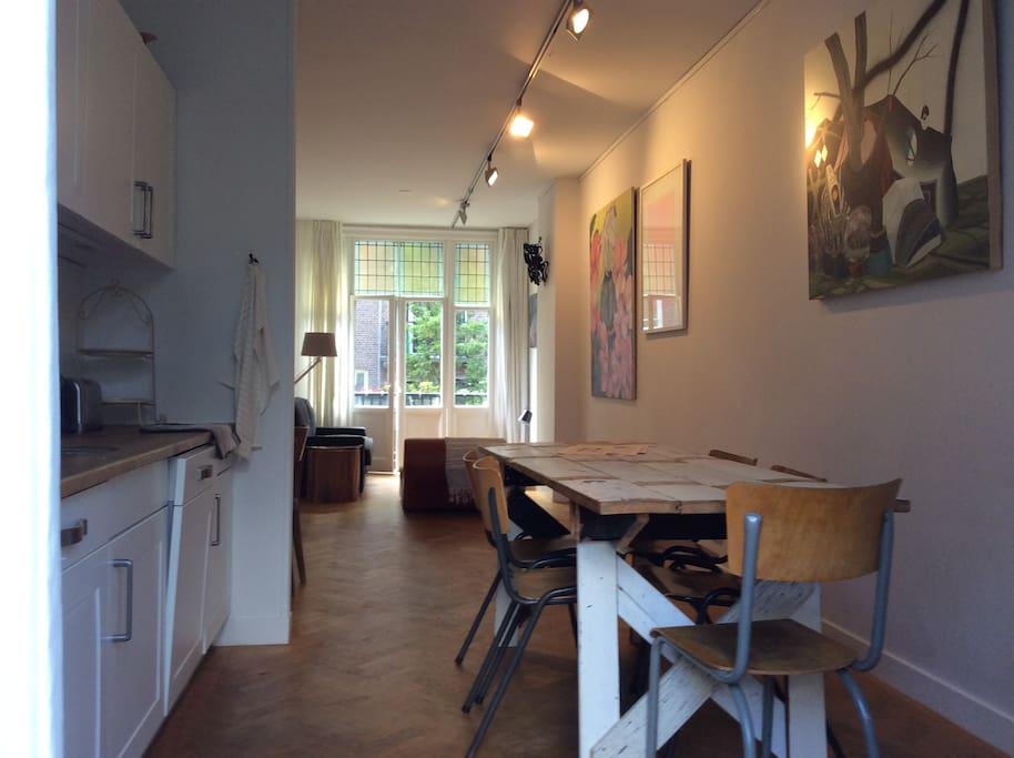 Livingroom overview