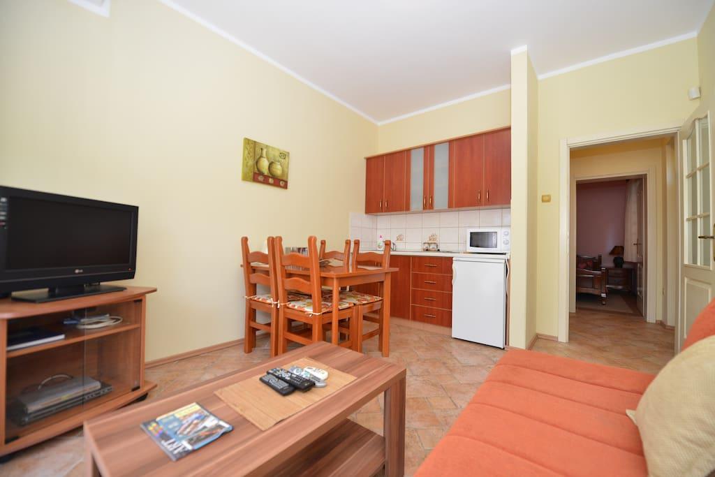 "Apartments Popovic - ""Sara"""