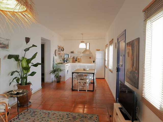 Charming apartment at the quietest Old Town