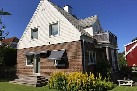 Villa nära havet med hög standard - Göteborg - Vila