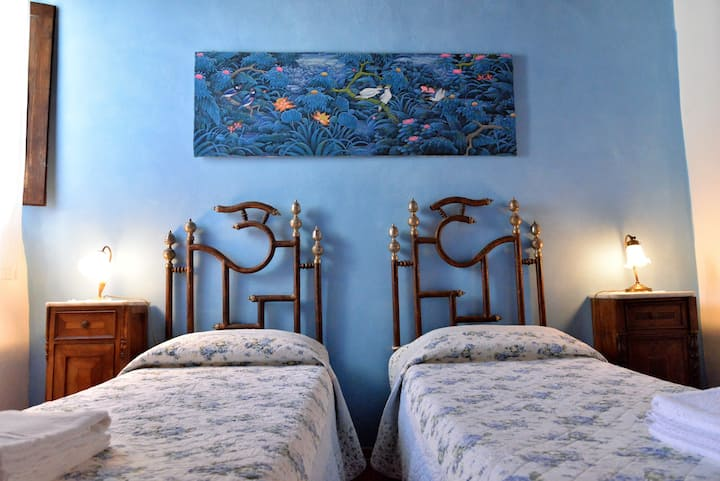 Double room for rent in Panzano in Chianti