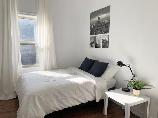 Modern Hotel-Style Studio Apartment
