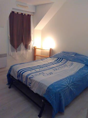 Une chambre à 10 minutes de Vannes - Meucon - Dům