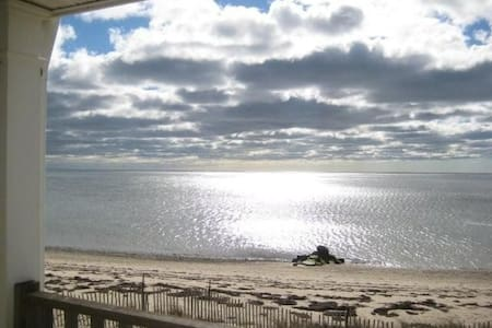 Direct OceanFront 2 bedrm 2 Bath - North Truro - Casa