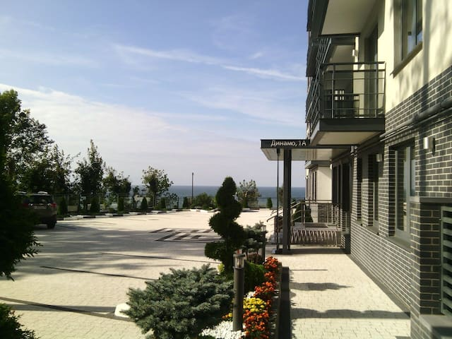 ROMANTIC  APARTMENT BY THE SEA - Светлогорск - Daire