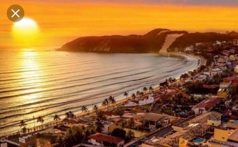 Atlântico Flat 111 Ponta Negra Natal