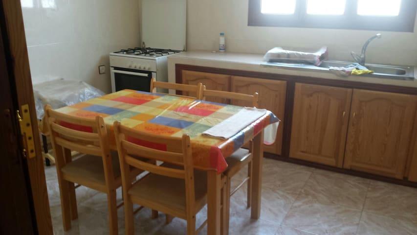 appartement à Alhoceima