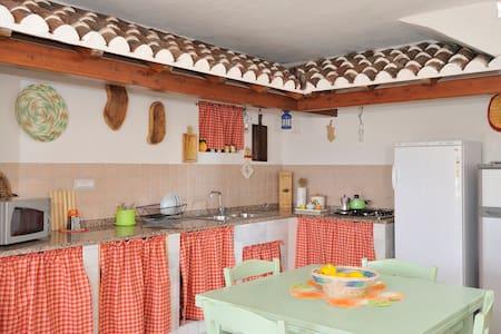 appartamento piano terra - Villanova Strisaili - Apartment