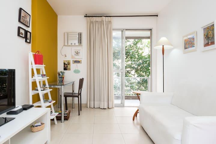 Beautiful 2 rooms in Copacabana/Corcovado's view!