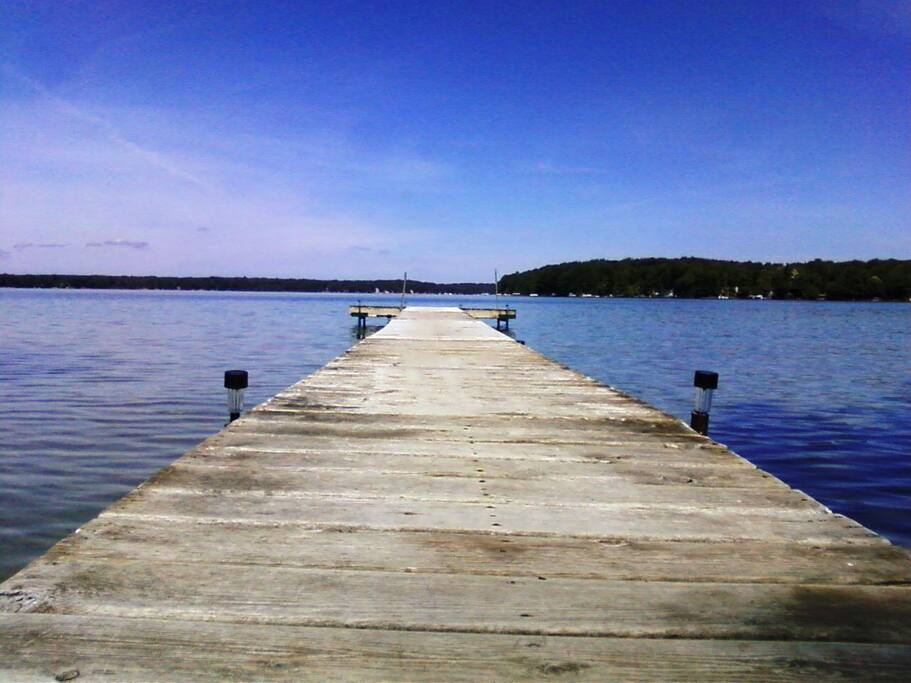 Rustic Long Lake Getaway In Tc Cottages For Rent In