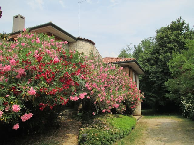 Appart dans villa sur colline - Altavilla Vicentina, localitá Valmarana - Apartment