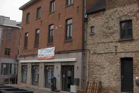 Violette: Bel appart 3 chambres - Nivelles