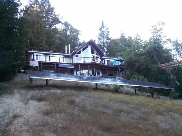 Big Basin State Park House - Boulder Creek - Casa