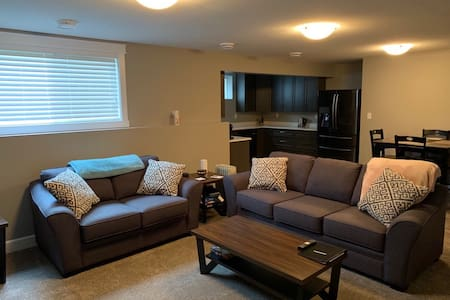New Private Suite, close to UNBC & CN Centre