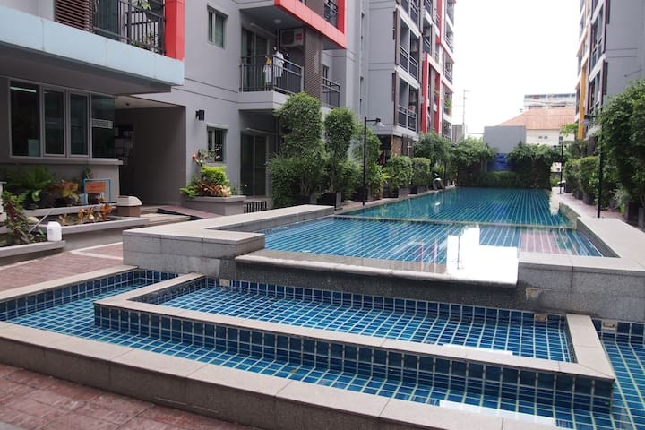 The Escape condo Sukhumvit Bangkok2 - Bangkok - Daire