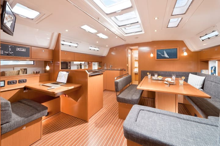 Stylish houseboat - Puerto de Mogán - Lomo Quiebre - Barca